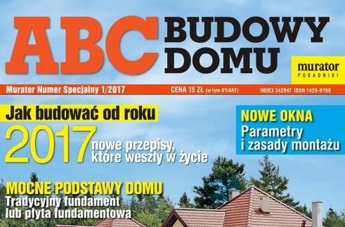 """Poradnik """"ABC budowy domu"""" już w sprzedaży"""