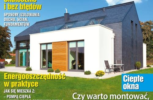 Numer Specjalny Muratora 3/2017 Dom Energooszczędny